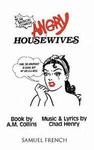 angry housewives   collins english paperback book