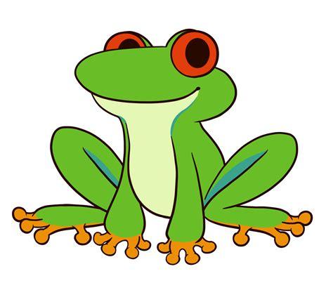 animated frog   clip art  clip art