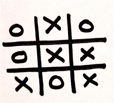 Qt And Opencv Analyze Tictactoe By Computer Vision Tool