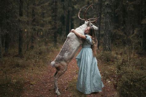 anorak news russian photographer takes strange portraits