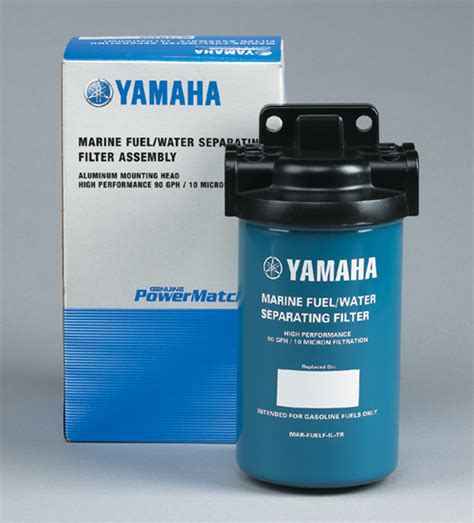 Yamaha Fuel Water Separator Filter by Buy Oem Yamaha 10 Micron Fuel Water Separating Filter