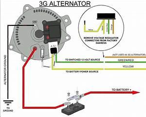 Alternator And High Beam Light Not Working