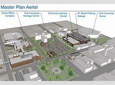 Erie Insurance Announces Property Development Plan for