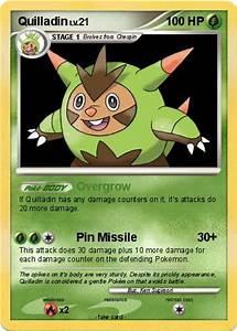 Pokémon Quilladin 3 3 - Overgrow - My Pokemon Card