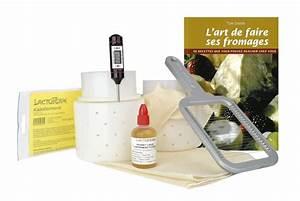 Présure Pour Fromage : kit fromage pr d butants francais brouwland ~ Melissatoandfro.com Idées de Décoration