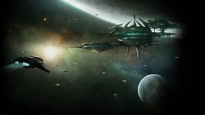 Stellaris Wallpapers Homeworld Space Port Background 1920
