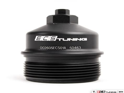 Ecs News  Bmw E39 530i Series Billet Aluminum Oil Filter
