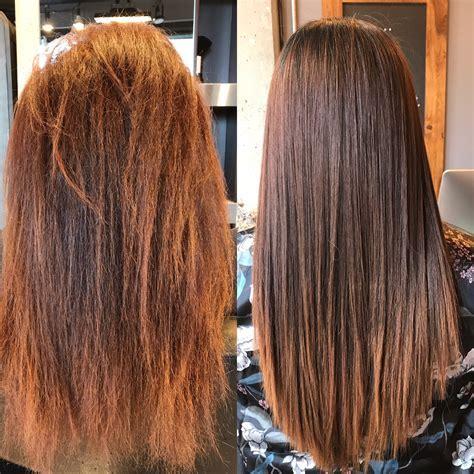 Salon Keratin Hair Treatment, Toronto   Tony Shamas