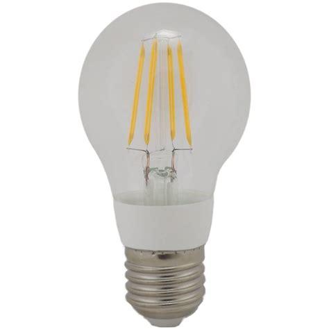 4 watt es e27mm decorative filament led gls light bulb
