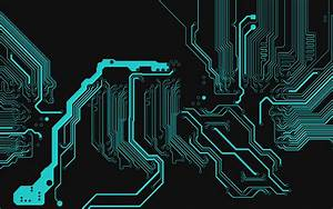 Circuit Board Background Texture Free Vector Download Free