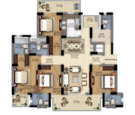floor planner dlf the ultima floor plans