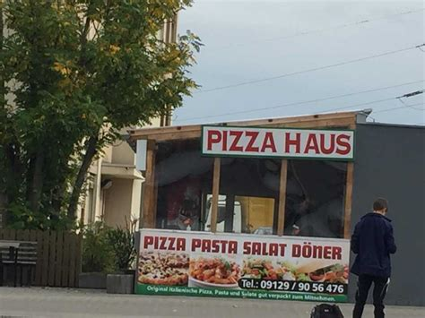 Pizza Haus Lieferdienst, Imbiss In 90530 Wendelstein