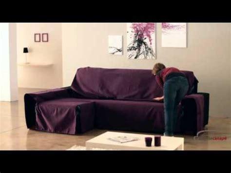 housse couvre canapé d 39 angle universelle
