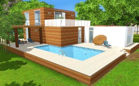 Sims 4 Moderne Häuser Bauen Anleitung by Sims 2 H 228 User Ideen Bildergalerie Ideen