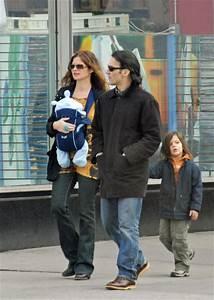 Jill Hennessy and Family Stroll - Zimbio