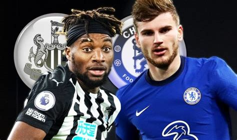 Newcastle vs Chelsea LIVE: Confirmed team news and Premier ...