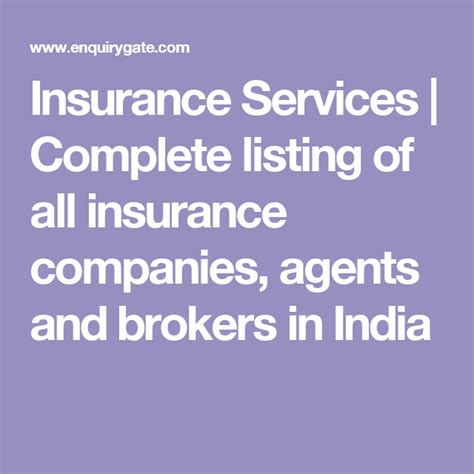 Best insurance companies in india : Insurance Services | Complete listing of all insurance companies, agents and brokers in India ...
