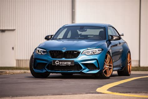 Gambar Mobil Bmw M2 Competition by G Power Upgrades A Lucky Bmw M2