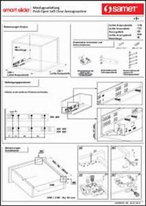 Soft Close Schublade : samet smart slide vollausz ge 600mm mit push open u soft close schubladenauszug ebay ~ Orissabook.com Haus und Dekorationen