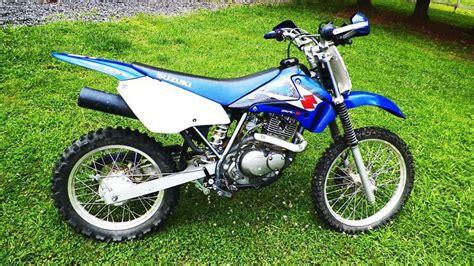 Used Suzuki Dirt Bikes For Sale by 2006 Suzuki Drz125 L Drz125l Dirt Bike For Sale On