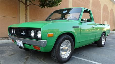 Datsun 620 For Sale by L20b Swapped 1974 Datsun 620 5 Speed For Sale On