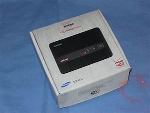 Verizon Wireless Samsung 4G LTE Mobile Hotspot SCHLC11