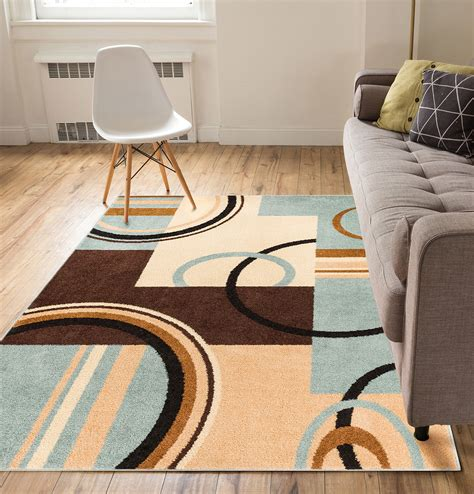 Teal And Brown Area Rugs by Brown And Teal Area Rug