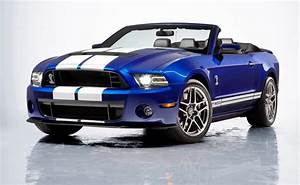2014 Ford Mustang Shelby GT500 Convertible Overview - The News Wheel