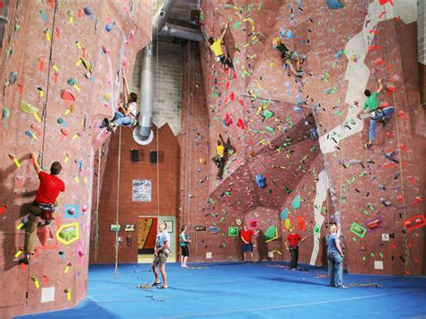 Training For Ice Mixed Climbing Series Building
