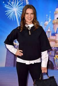 Katarina Witt at 'Disney on ice' Premiere in Velodrom ...