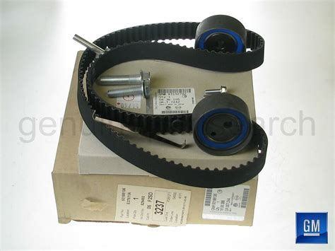 Vauxhall Timing Belt by Genuine Vauxhall Corsa C Meriva A Brand New Timing Belt
