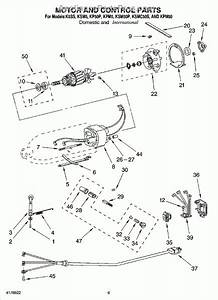 Kitchenaid Mixer Wiring Diagram