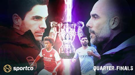 Carabao Cup 2020-21: Arsenal vs Man City Prediction