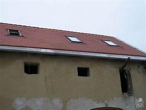 Rekonstrukce střechy cena