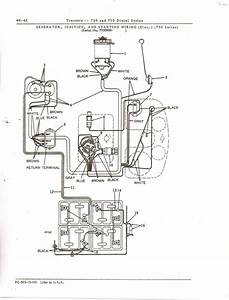 Wiring Diagram  13 John Deere L120 Wiring Diagram