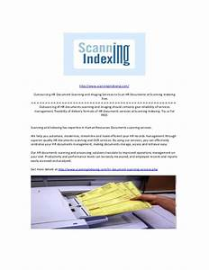 outsourcing hr document scanning and imaging services to With scanning and indexing documents
