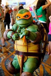 Teenage, Mutant, Ninja, Turtles, U2013, Mikey, U2013, Cosplay