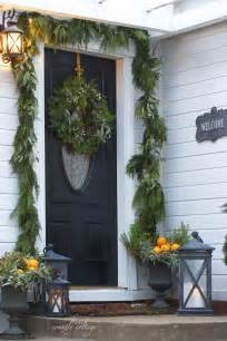 French Country Cottage Christmas Decorating