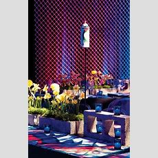 The Tables At A Graffitithemed Bar Mitzvah Designed By David Stark Design And Production, Held