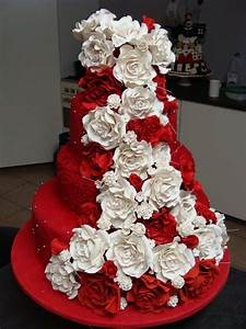 Wow!! this one actually fits my red & white theme better ...