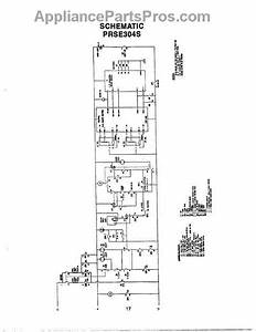 Parts For Thermador Prds304  Schematic Diagram Parts