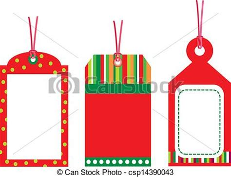 gift tag clipart gift tag on white background eps vector search clip