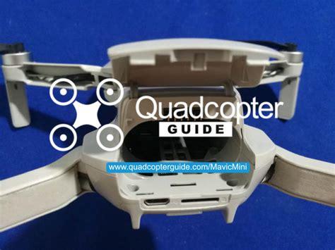 mavic mini  feature  li ion batteries quadcopter