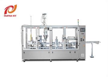 china customized skp  compaible nespresso coffee capsule filling sealing machine suppliers