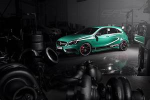 Mercedes A45 Amg Tuning : mercedes benz a45 amg boosted to 430 hp by gad motors ~ Jslefanu.com Haus und Dekorationen