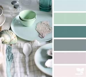 Wandfarbe Grün Palette : foraged hues design seeds colours pinterest wandfarbe palette und farben ~ Watch28wear.com Haus und Dekorationen
