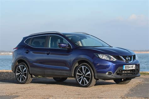 used nissan used nissan qashqai review auto express