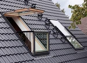 Dachgaube Mit Balkon Kosten : balkon w dachu okna po aciowe w roli balkonu taras balkon ~ Lizthompson.info Haus und Dekorationen