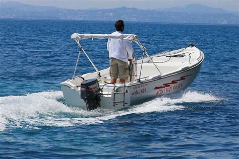 Speed Boat Hire Lanzarote by Paxos Speed Boat Hire And Rental
