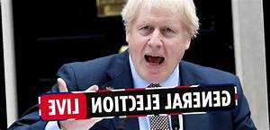General Election 2019 news: Boris Johnson on whistle-stop ...